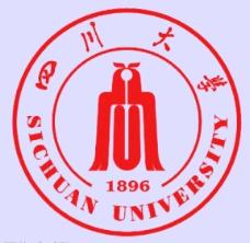 四川大学校徽--PSD分层源文件图片