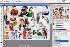 人物PSD大全2图片