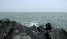海上眺望图片