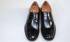 男式皮鞋图片