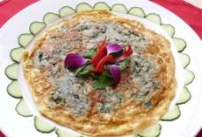 海蛎煎蛋图片