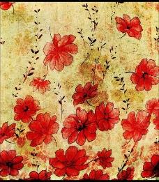 背景花朵图片