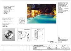 ACLA上海金地云湖花园施工图0290