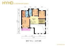 山东海阳核电专家村规划设计0057