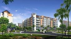 中信东泰花园二期规划建筑设计方案0009