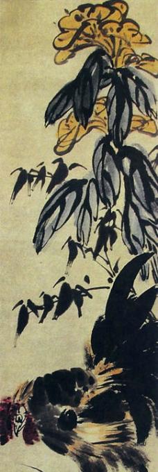 线描画 春夏秋冬树叶图片展示