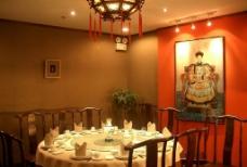 老北京烤鸭店室内设计图片