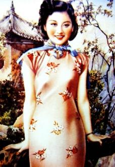 老上海月份牌图片
