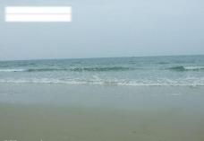 美丽的北海银滩图片