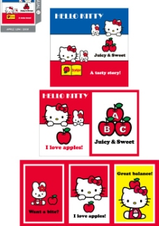 hello kitty官方矢量图57图片