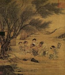 李唐 村医图 (高清 大图)图片