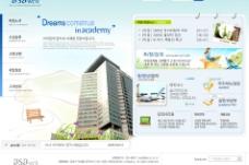 韩国漂亮模板图片