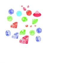 几十种珠宝笔刷