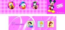 迪士尼米奇公主海报图片