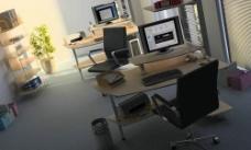 个性办公室图片
