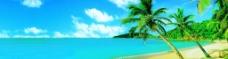 海滨美景图片