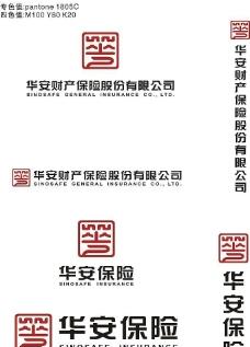 华安保险VI图片