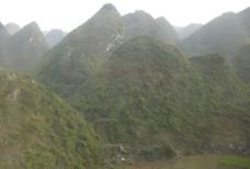 贵州的典型喀斯特地形图片