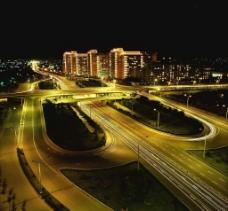 广州城市夜景图片