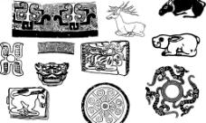 古代紋樣3圖片