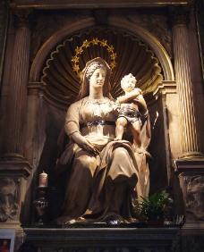 圣母玛利亚图片示意图别墅三踏步门厅图片