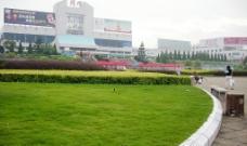 赣州火车站侧看图片