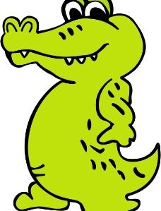 飓风鳄鱼图片