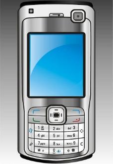 矢量手机图片
