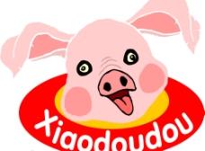 猪猪标志图片