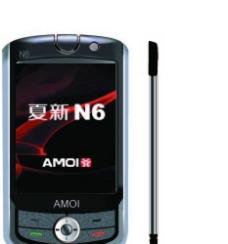 夏新新款手机N6图片
