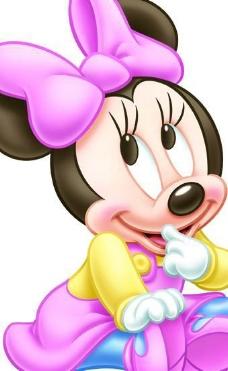迪士尼 米尼 卡通人物图图片