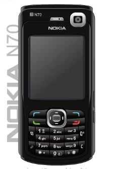 Nokia N70 诺基亚图片