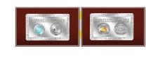 50周年纪念币图片