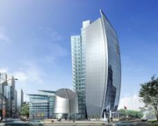 建筑物素材图片
