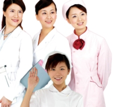 医生护士图片